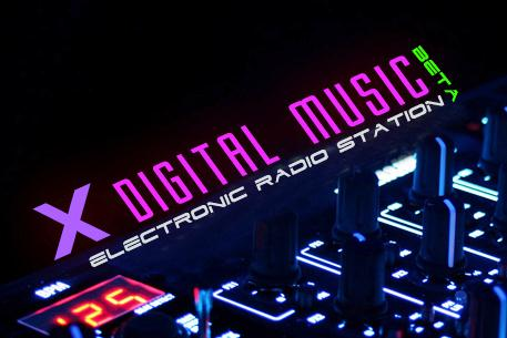 X DIGITAL MUSIC RADIO