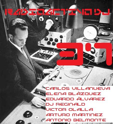 RADIOACTIVO DJ 37-2013