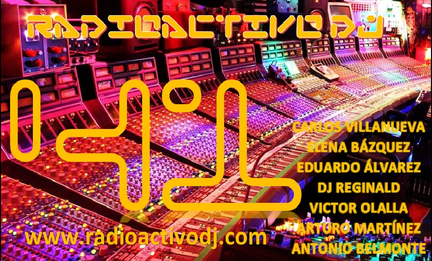 RADIOACTIVO DJ 41-2013
