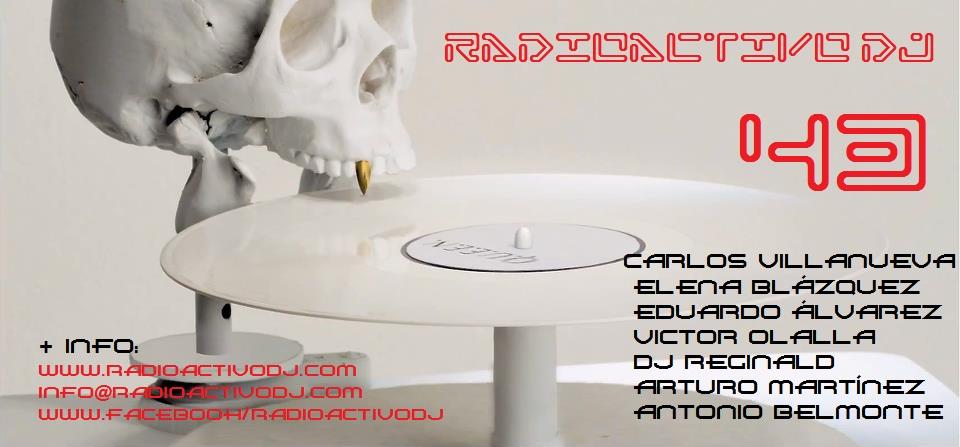 RADIOACTIVO DJ 43-2013