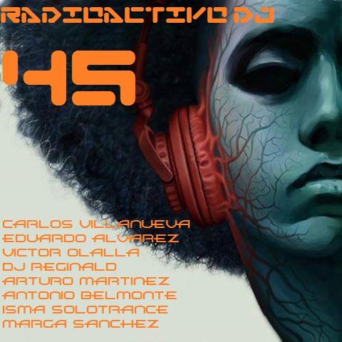 RADIOACTIVO DJ 45-2013