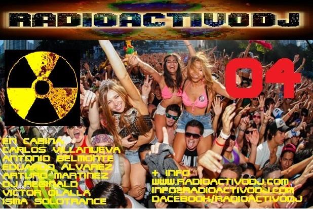 RADIOACTIVO DJ 04-2014