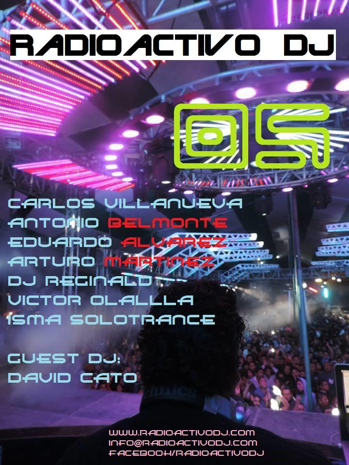 RADIOACTIVO DJ 05-2014
