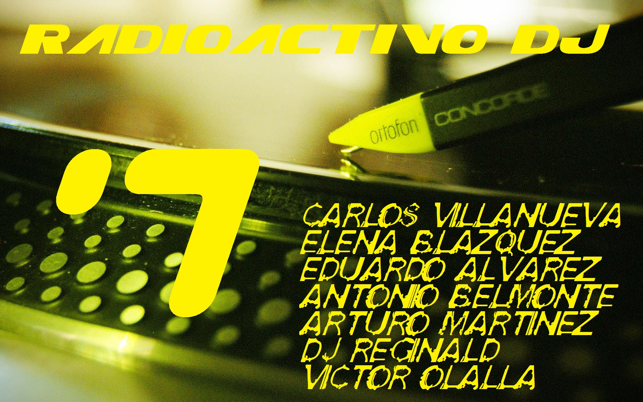 RADIOACTIVO DJ 07-2014