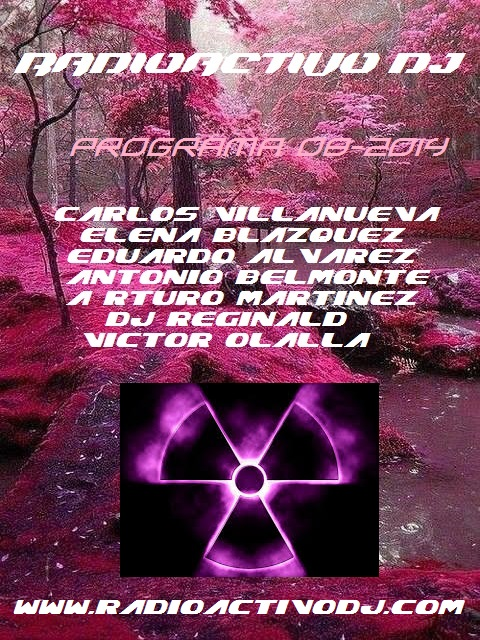 RADIOACTIVO DJ 08-2014