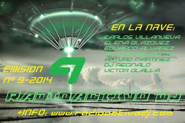 RADIOACTIVO DJ 09-2014