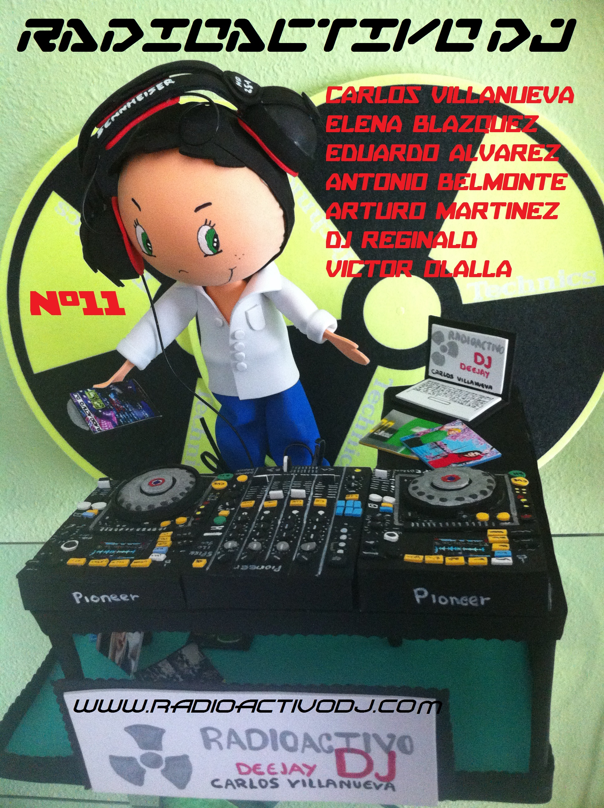 RADIOACTIVO DJ 11-2014