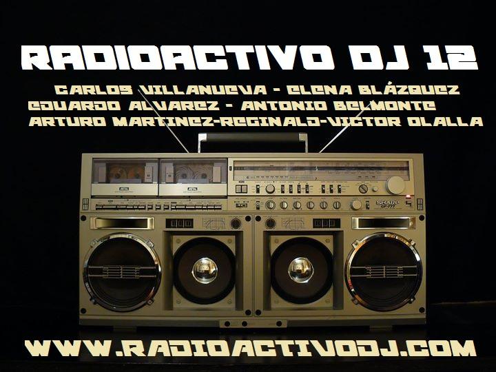 RADIOACTIVO DJ 12-2014