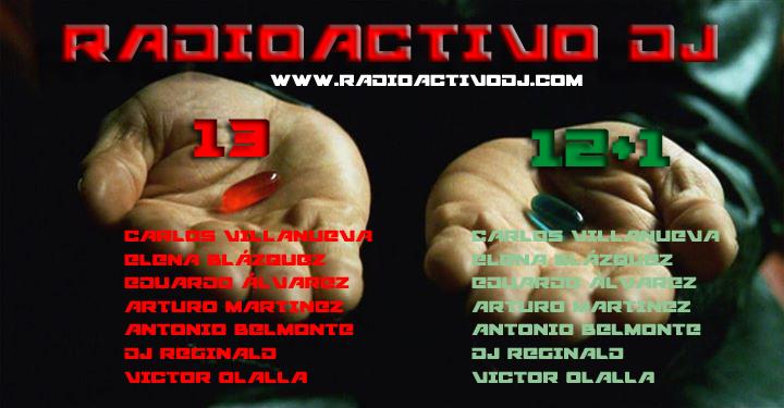 RADIOACTIVO DJ 13-2014
