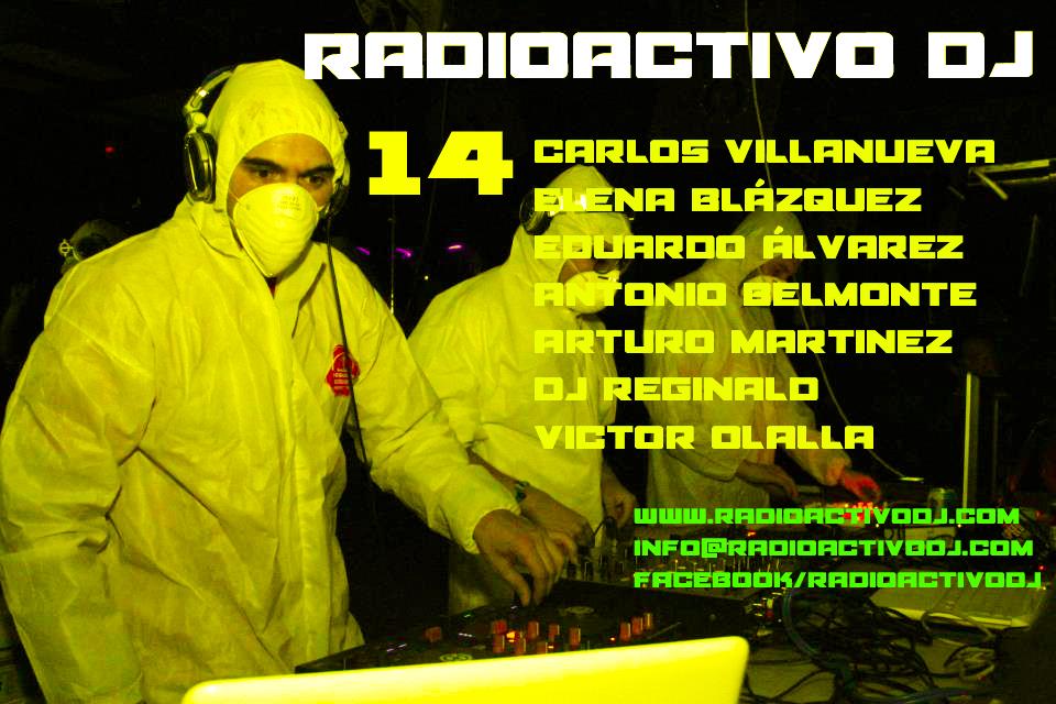 RADIOACTIVO DJ 14-2014