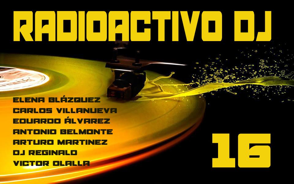 RADIOACTIVO DJ 16-2014