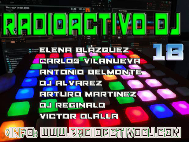 RADIOACTIVO DJ 18-2014