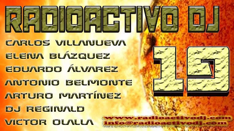 RADIOACTIVO DJ 19-2014