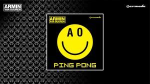 armin van buuren Ping pong