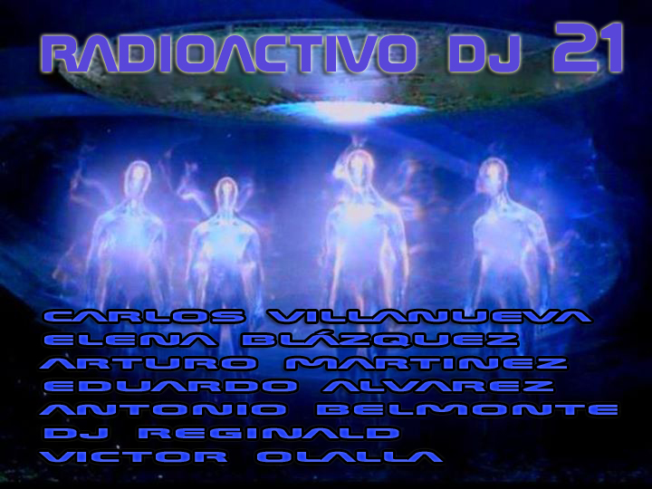 RADIOACTIVO DJ 21-2014