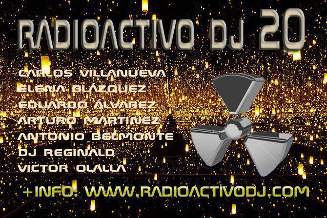 RADIOACTIVO DJ 20-2014
