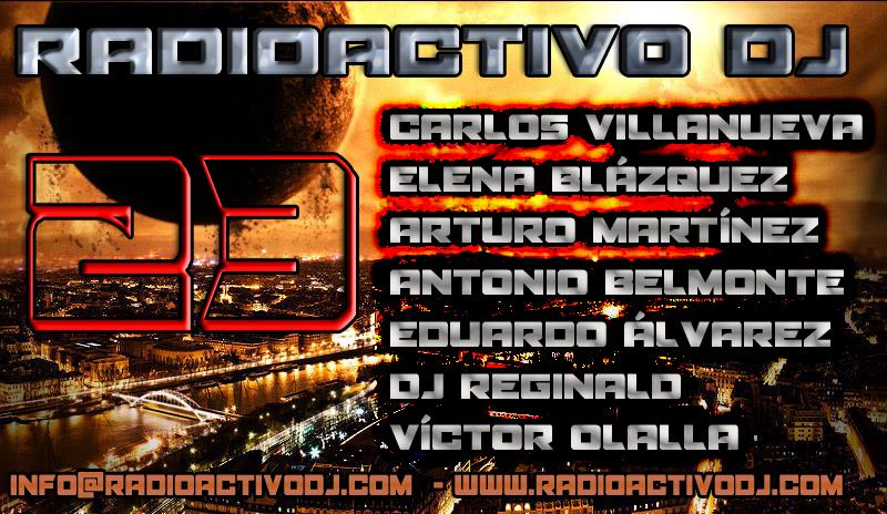 RADIOACTIVO DJ 23-2014