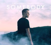 MARTIN JENSEN FEAT. BJøRNSKOV – SOMEBODY I`M NOT