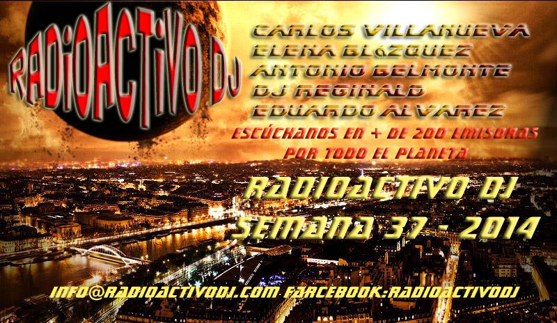 RADIOACTIVO DJ 37-2014
