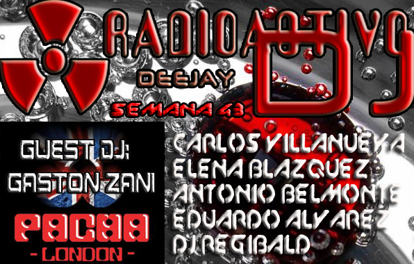 RADIOACTIVO DJ 43-2014