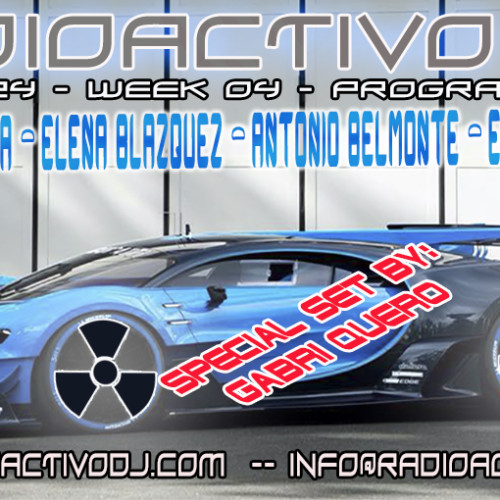 RADIOACTIVO DJ 04-2016