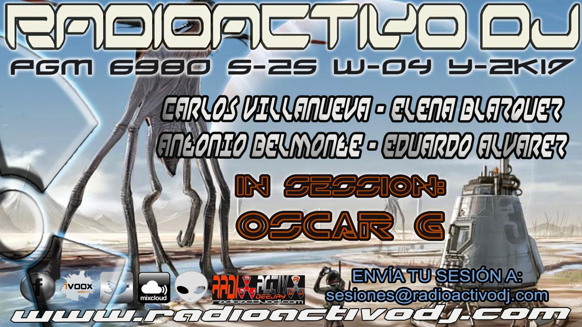 RADIOACTIVO DJ 04-2017