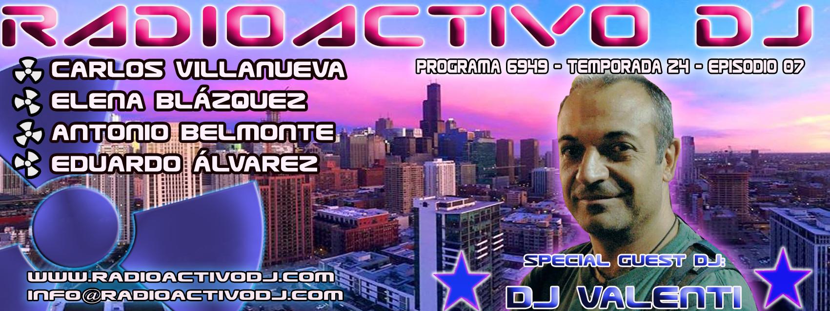 RADIOACTIVO DJ 07-2016