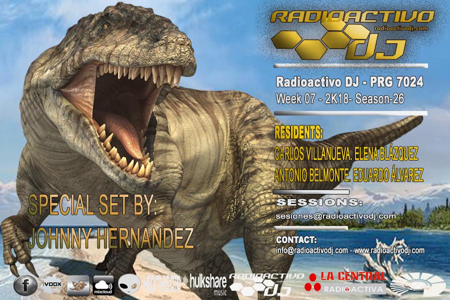 RADIOACTIVO DJ 07-2018