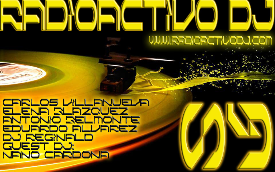 RADIOACTIVO DJ 09-2015