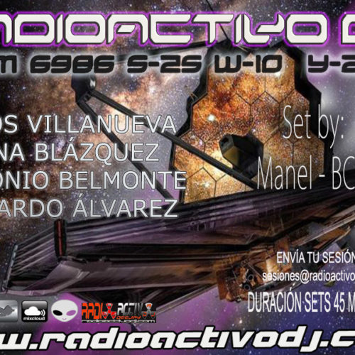 RADIOACTIVO DJ 10-2017