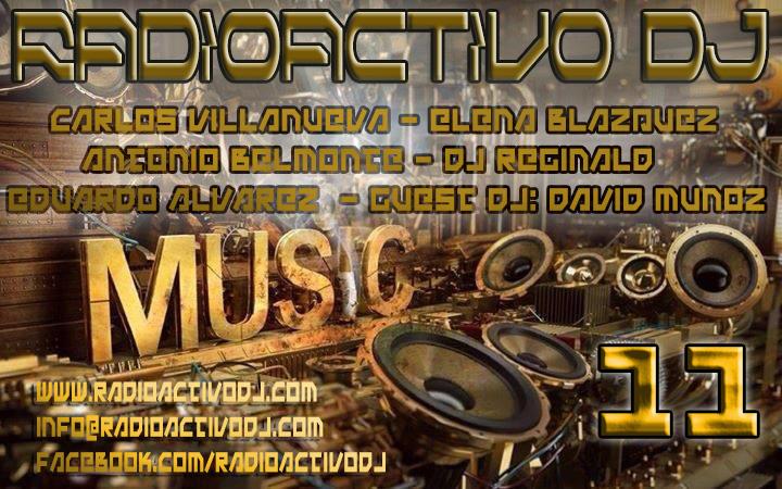 RADIOACTIVO DJ 11-2015