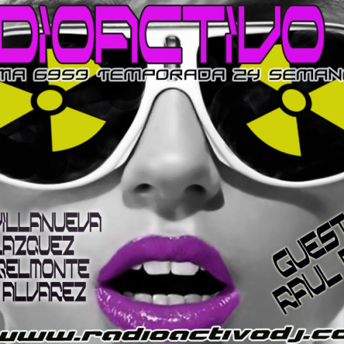 RADIOACTIVO DJ 11-2016