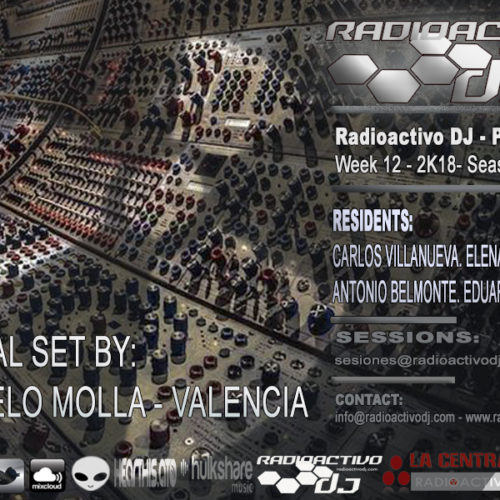 RADIOACTIVO DJ 12-2018