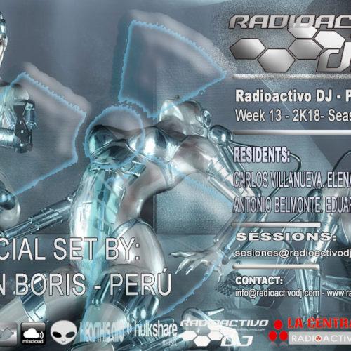 RADIOACTIVO DJ 13-2018