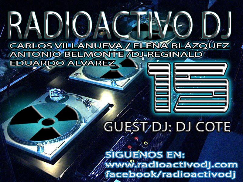 RADIOACTIVO DJ 15-2015