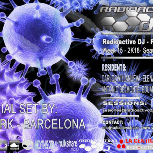 RADIOACTIVO DJ 15-2018