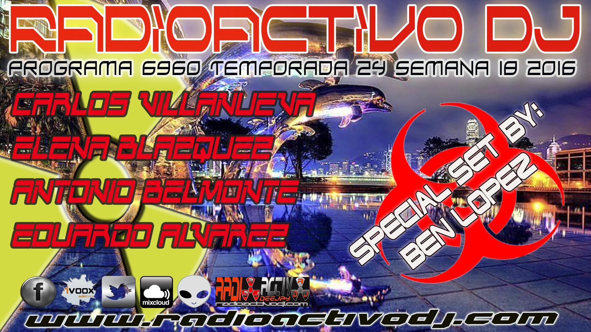 RADIOACTIVO DJ 18-2016
