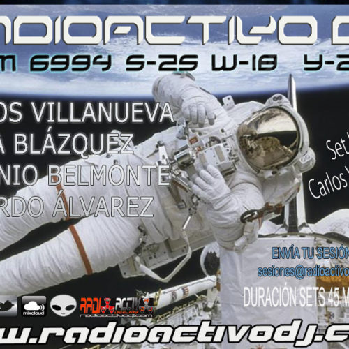 RADIOACTIVO DJ 18-2017