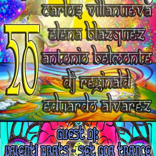 RADIOACTIVO DJ 20