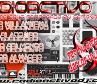 RADIOACTIVO DJ 22-2016