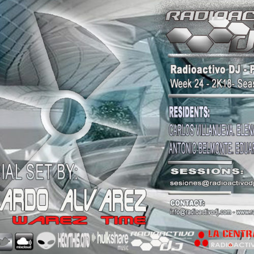 RADIOACTIVO DJ 24-2018