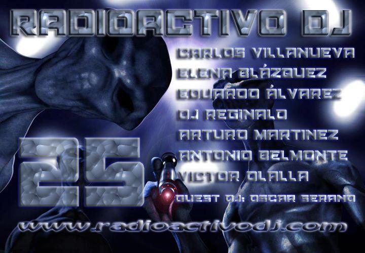 RADIOACTIVO DJ 25-2014
