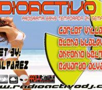 RADIOACTIVO DJ 25-2016