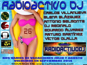 RADIOACTIVO DJ 26-2014