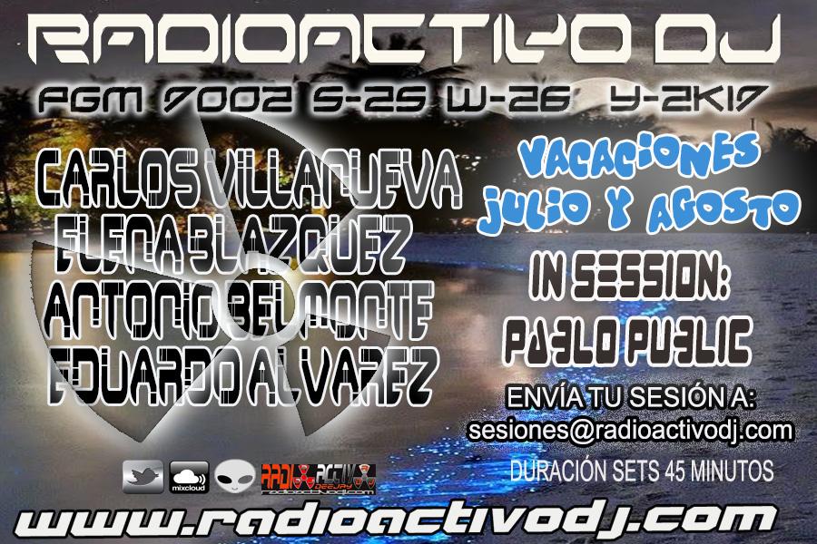 RADIOACTIVO DJ 26-2017