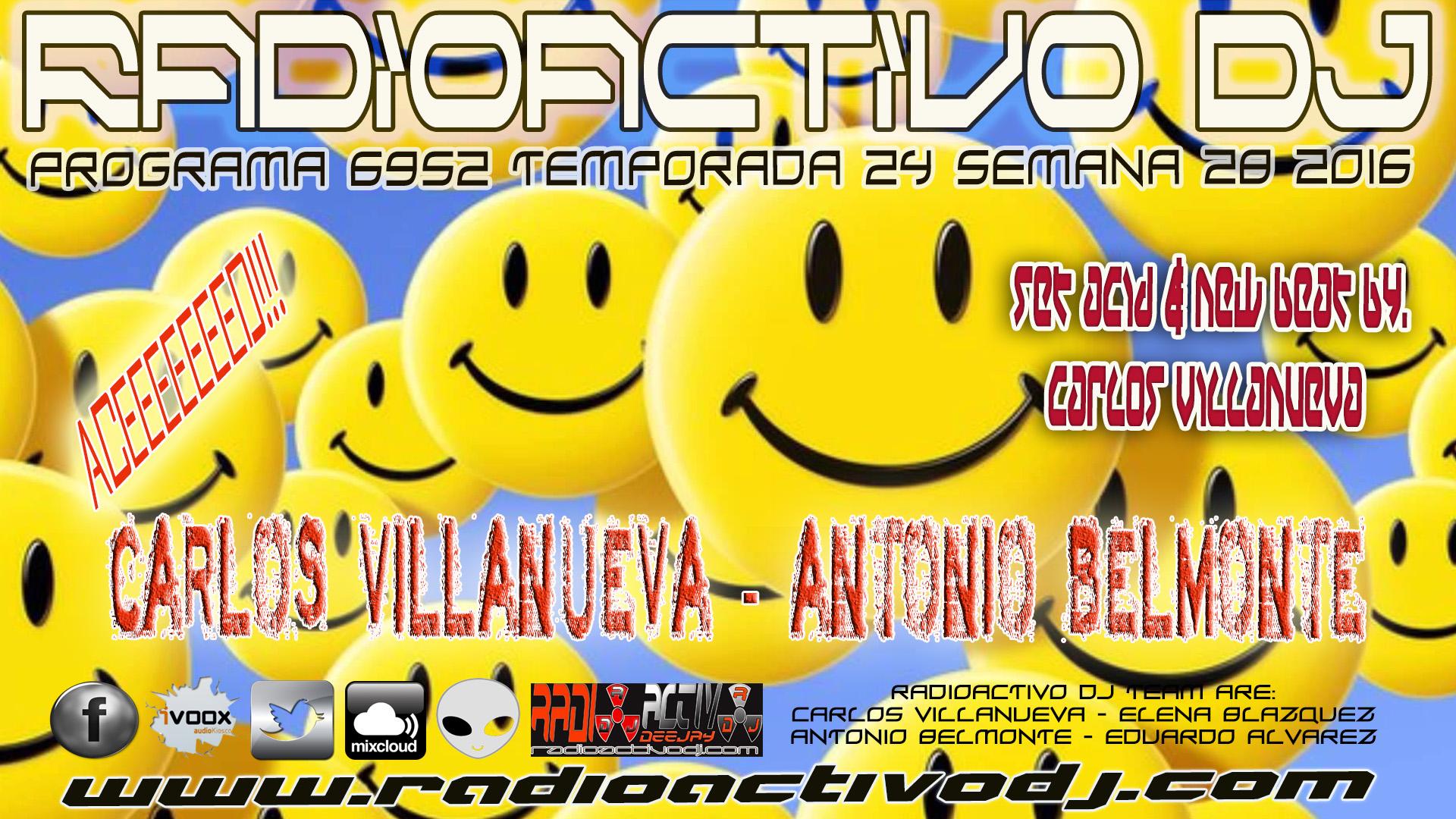 RADIOACTIVO DJ 28-2016