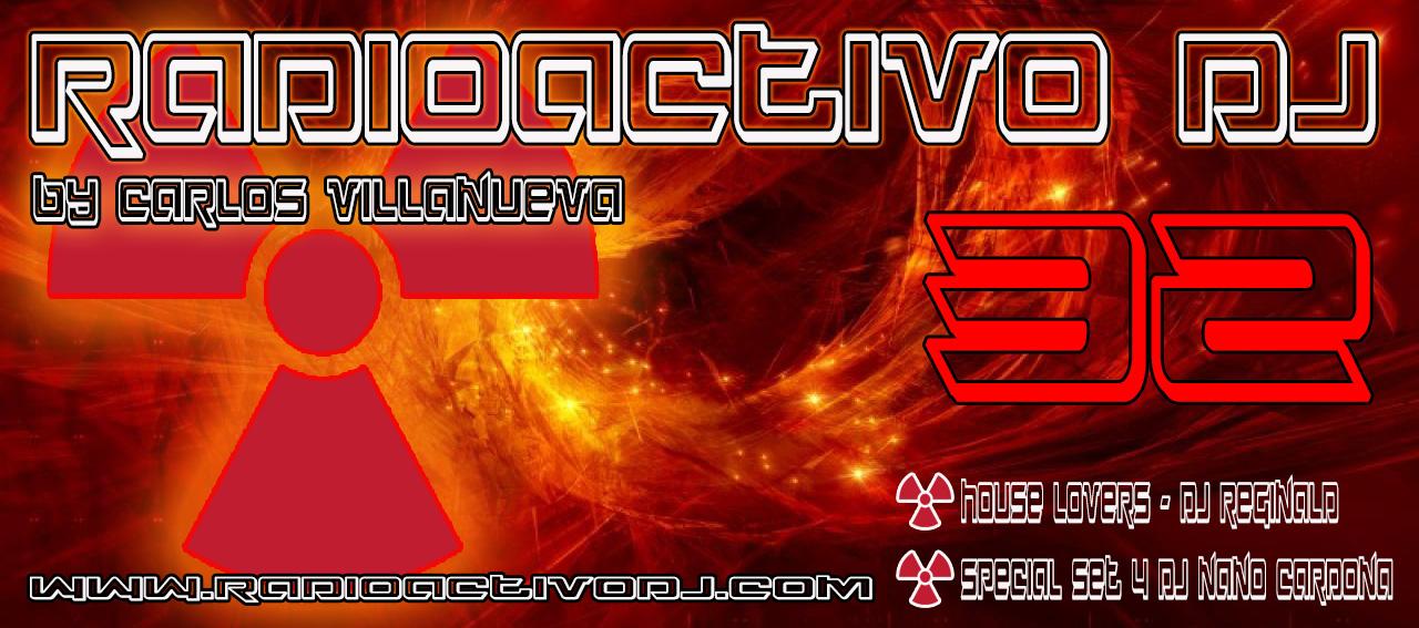 RADIOACTIVO DJ 32-2015