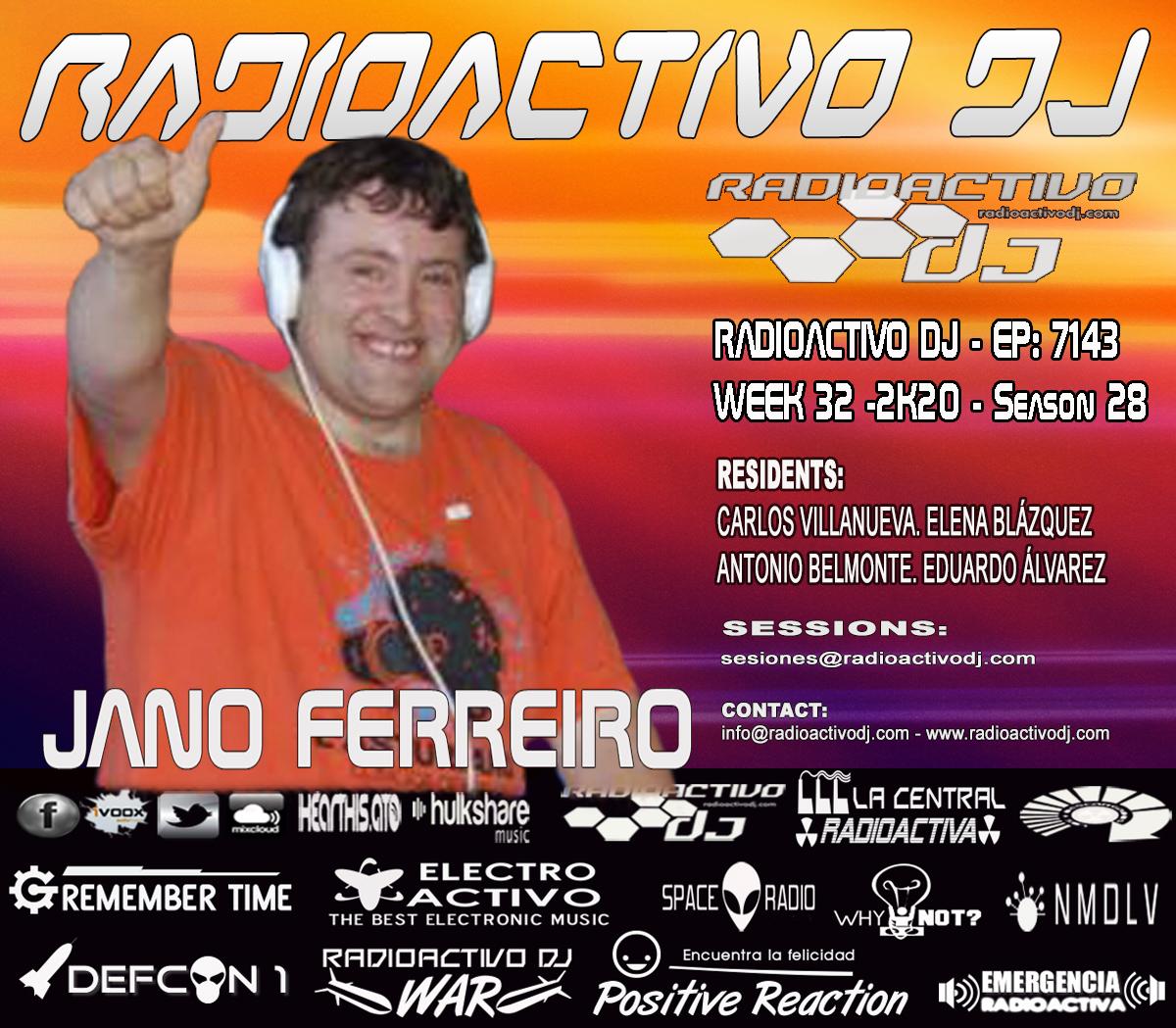 RADIOACTIVO-DJ-32-2020
