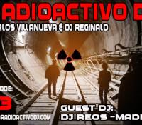 RADIOACTIVO DJ 33-2015