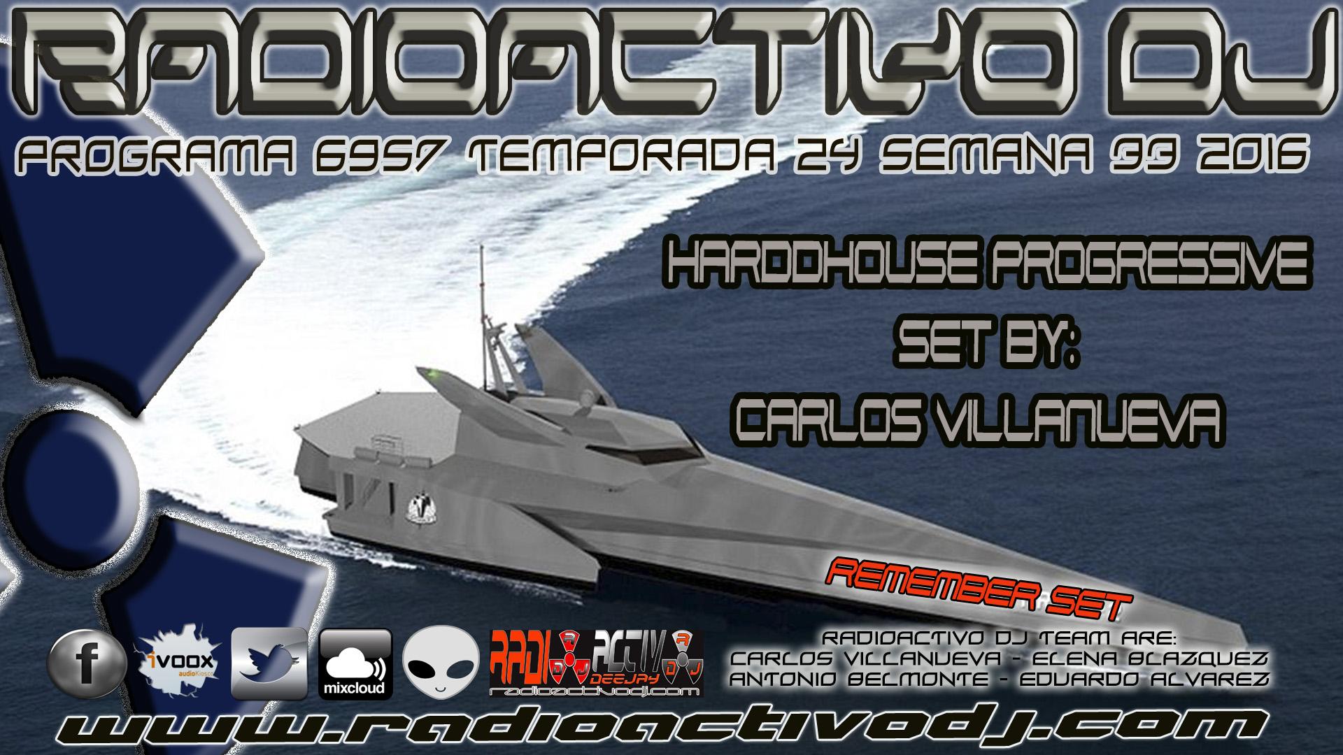 RADIOACTIVO-DJ-33-2016